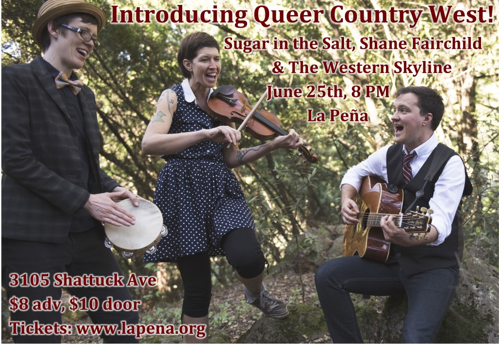 Queer Country West Poster